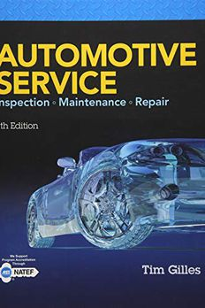Automotive Service book cover