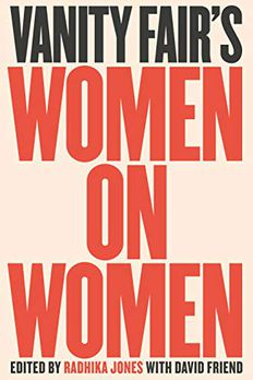 Vanity Fair's Women on Women book cover