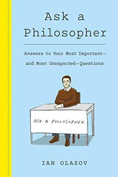Ask a Philosopher book cover