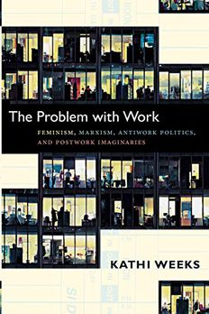 The Problem with Work book cover