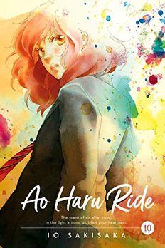 Ao Haru Ride, Vol. 10 book cover