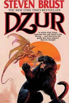 Dzur book cover