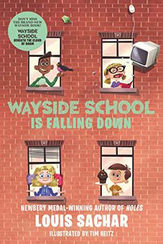 Wayside School Is Falling Down book cover