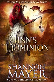 Jinn's Dominion book cover