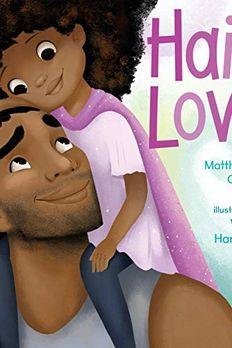 Hair Love book cover