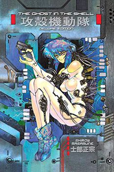 The Ghost in the Shell book cover