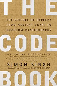 The Code Book book cover