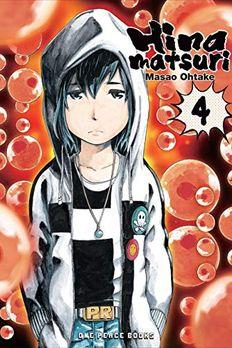 Hinamatsuri, Vol. 4 book cover