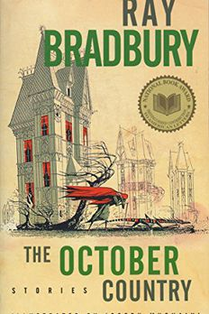 The October Country book cover