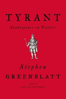 Tyrant book cover