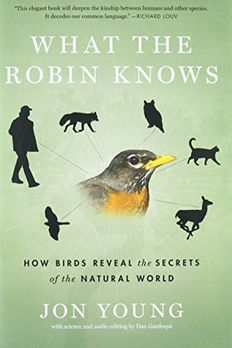 What the Robin Knows book cover