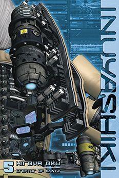 Inuyashiki, Vol. 5 book cover