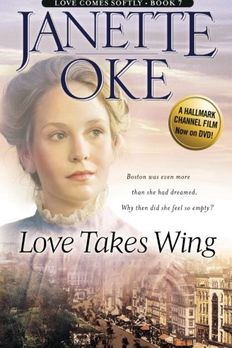 Love Takes Wing book cover