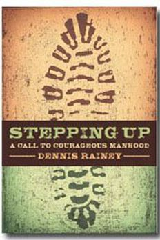 Stepping Up book cover