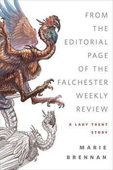 From the Editorial Page of the Falchester Weekly Review book cover