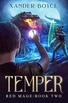 Temper book cover