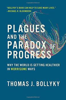 Plagues and the Paradox of Progress book cover