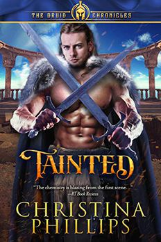 Tainted book cover