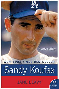 Sandy Koufax book cover