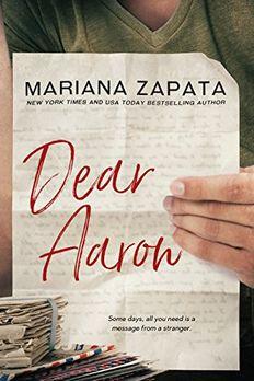 Dear Aaron book cover