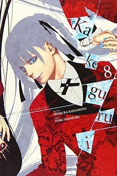 Kakegurui - Compulsive Gambler, Vol. 8 book cover