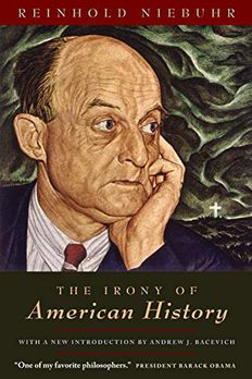 The Irony of American History book cover