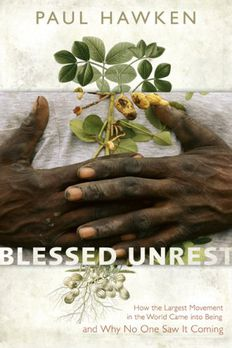 Blessed Unrest book cover