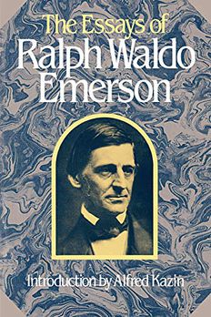 The Essays of Ralph Waldo Emerson book cover