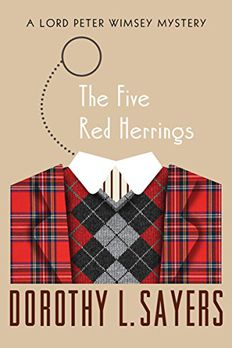 The Five Red Herrings book cover