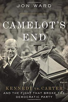 Camelot's End book cover