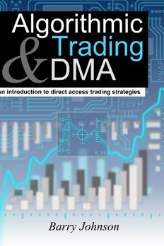 Algorithmic Trading and DMA book cover