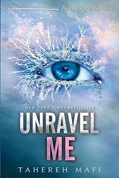 Unravel Me book cover