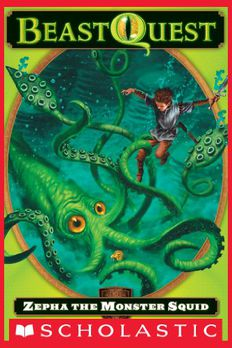 Zepha The Monster Squid book cover