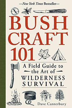 Bushcraft 101 book cover