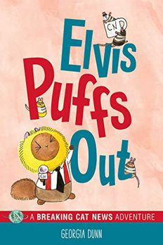 Elvis Puffs Out book cover