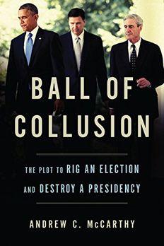 Ball of Collusion book cover