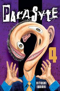 Parasyte, Volume 4 book cover