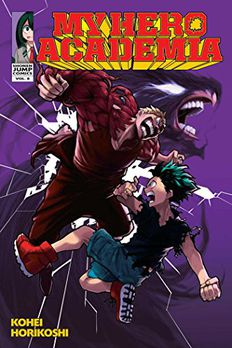 My Hero Academia, Vol. 9 book cover