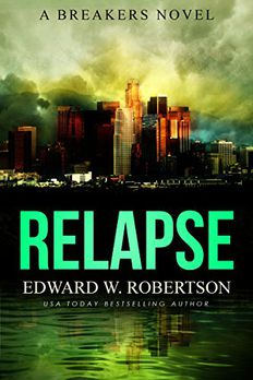 Relapse book cover