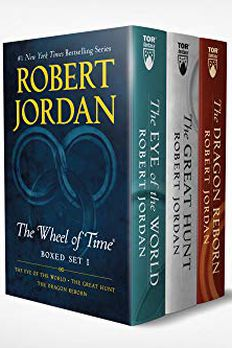 Wheel of Time Premium Boxed Set I book cover