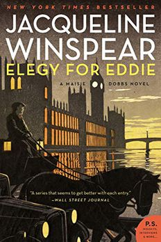 Elegy for Eddie book cover