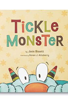 Tickle Monster book cover