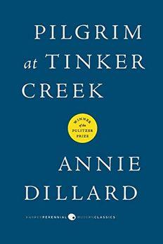 Pilgrim at Tinker Creek book cover