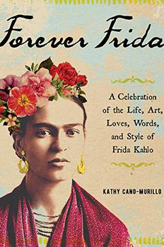 Forever Frida book cover