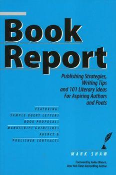 Book Report book cover