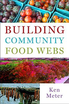 Building Community Food Webs book cover