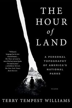 The Hour of Land book cover