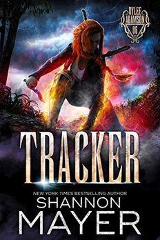 Tracker book cover
