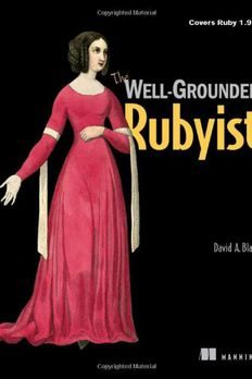 The Well-Grounded Rubyist book cover
