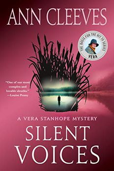 Silent Voices book cover